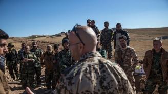 Кюрдски командир с благодарности към Русия
