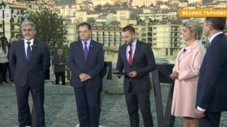 Даниел Панов: Велико Търново е дал много на мен и на моите деца