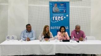Николина Ангелкова: В района на село Трудовец ще се обнови инфраструктурата и ще се насърчи развитието на туризма