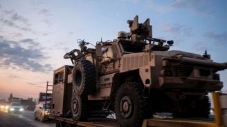Москва настоява всички останали в Сирия американски войници да я напуснат