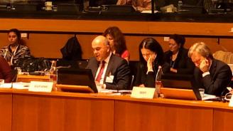 Бисер Петков участва в заседание на Съвета на ЕС по заетост и социална политика