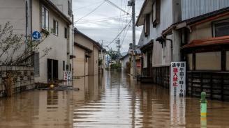 Пороите в Япония взеха три жертви