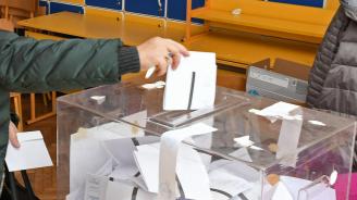 В община Разград към 10 часа своя вот са дали 5 518 избиратели