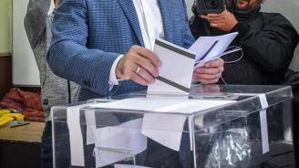 Избирателната активност в Стара Загора в 10.00 часа е 8,23 на сто