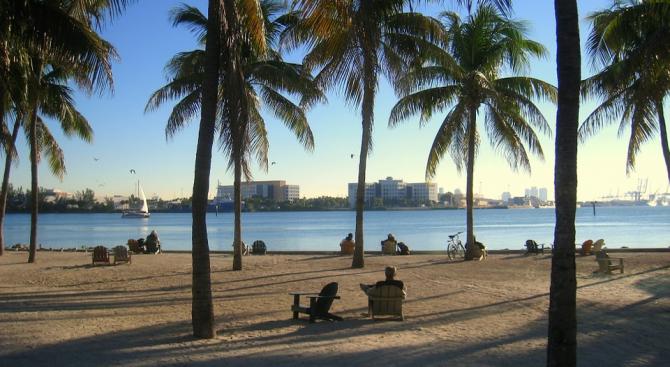 Американският град Маями в щата Флорида оглави класацията на най-сексуалните