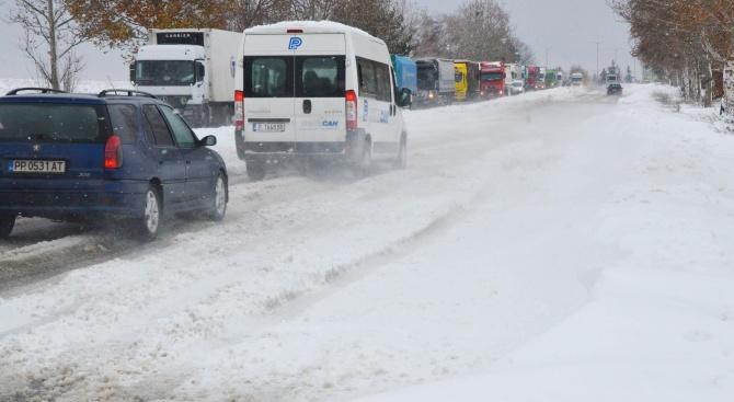 Около 10 километра снегозащитни съоръжения ще бъдат поставени в най-критичните