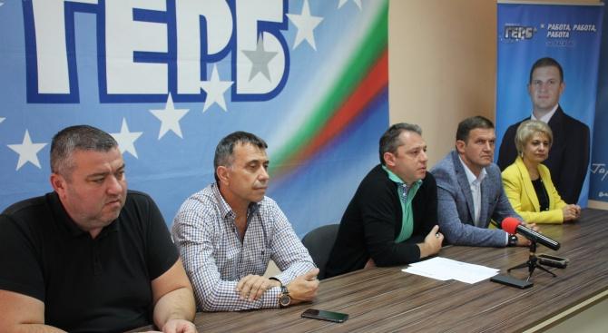 ГЕРБ с рекордна изборна победа в Хасково, седем кметове на общини от първи тур