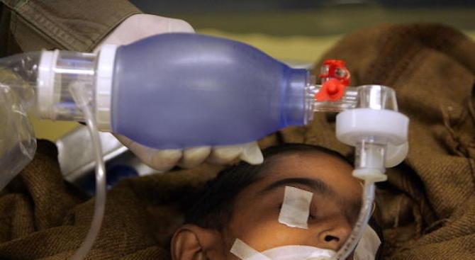 Близките на починалото дете в село Кардам винят спешните лекари за трагедията