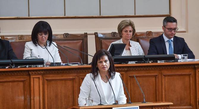 Даниела Дариткова: Внушенията не са полезни преди балотажите