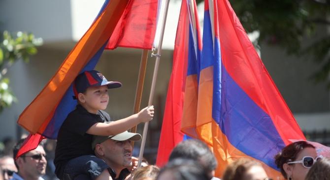 Армения изразява признателност на Камарата на представителите на САЩ за