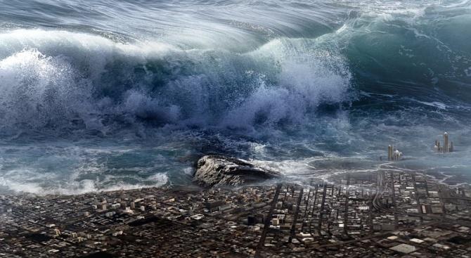 300 млн. души са застрашени от покачването на нивото на океаните