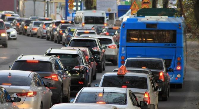 380 км задръстване заради протест на строителни работници в Холандия
