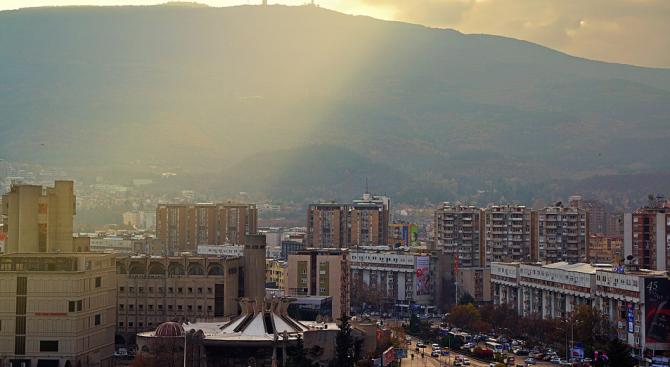 Скопие е третият най-замърсен град в света