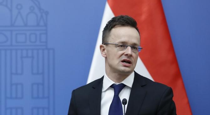 Унгария наложи вето на декларация на НАТО за Украйна заради