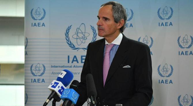 Иран приветства избирането на аржентинския дипломат Рафаел Гроси начело на