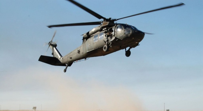 Държавният департамент на САЩ е одобрил продажбата на два хеликоптера