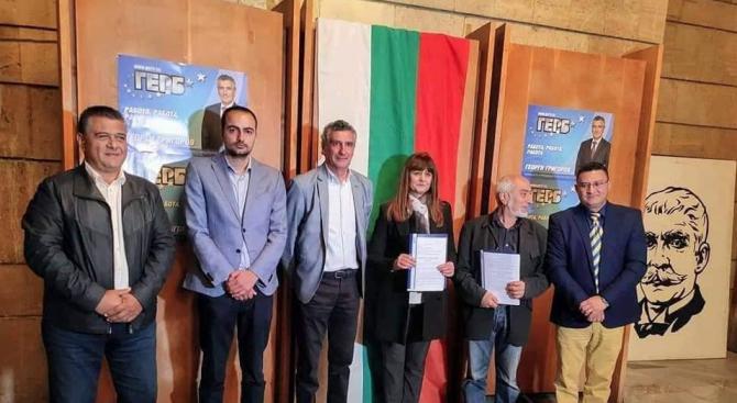 Декларация за подкрепа в името на община Сопот подписаха представителите