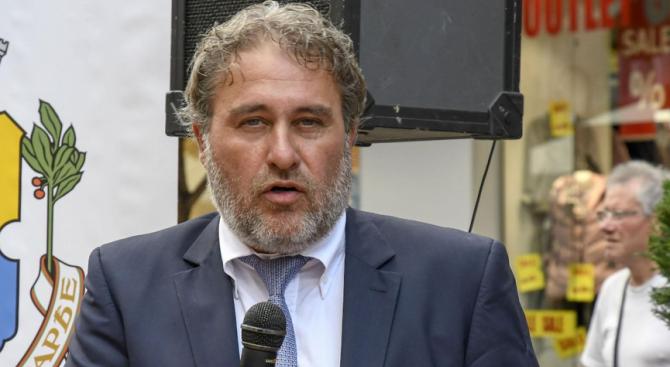 Министърът на културата Боил Банов посети днес град Бойчиновци и