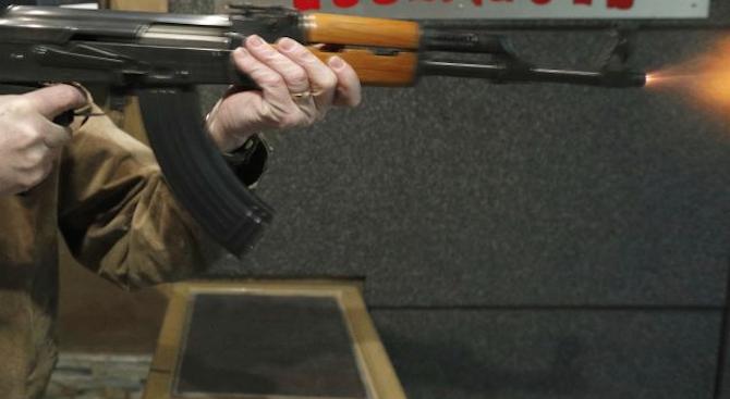 Разстреляха висш полицай в Москва