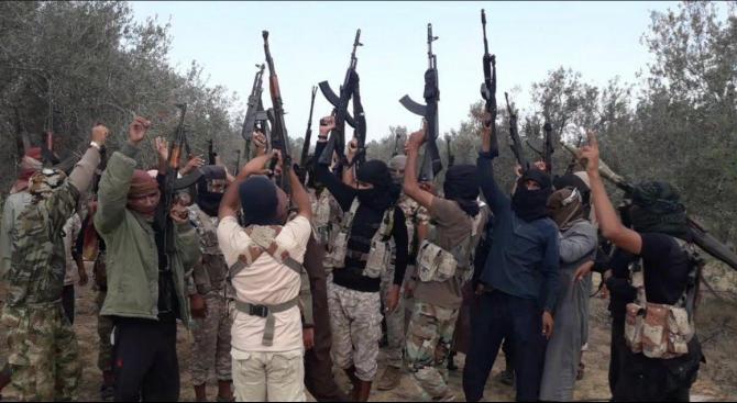 Египетският клон на Ислямска държава се закле във вярност към новия ѝлидер