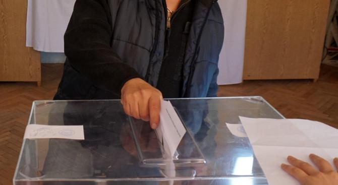 В пет общини в област Бургас днес ще има балотаж.