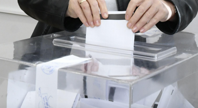 В Старозагорска област днес има балотажи в четири общини, изборният
