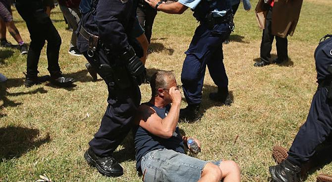 Пребиха мъж в Белград, изглеждал като гей