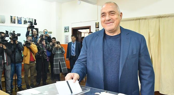 Борисов: Радев агитира и днес, не е равно отдалечен