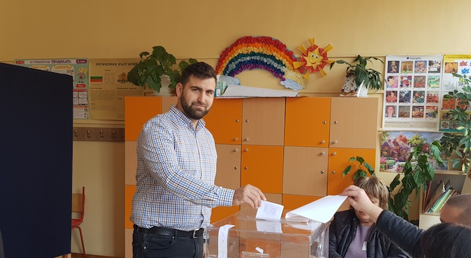 Гласувах с убеждението, че Благоевград трябва да продължи по поетия