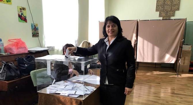 Кандидатът на ВМРО-БНД за кмет на Каварна води на балотажа