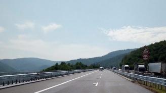 Временна организация на движението на пътя Чепеларе - Проглед и Мадан - Златоград