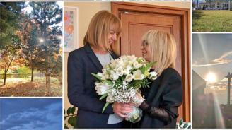 Лили Иванова пожела успех на Фандъкова и обяви: Най-после духът и мъдростта на София са в сигурни ръце