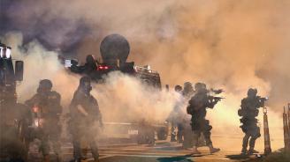 Полицията в Багдад разгони демонстранти със сълзотворен газ