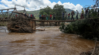 Най-малко 42 жертви на свлачище в Камерун