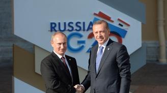 Ердоган: С Путин мога да разговарям по всяко време