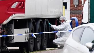 Търсен за камиона-ковчег се е обадил в полицията?