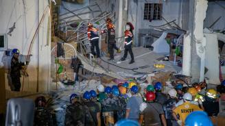 Трето силно земетресение във Филипините