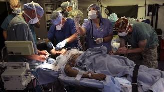 Мозъчна операция беше предавана пряко във Фейсбук