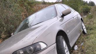 Катастрофа на пътя с. Николаево – Стражица: Млад мъж пострада