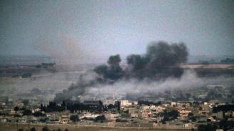 Най-малко 13 загинали при взрив в граничния сирийски град Тал Абияд