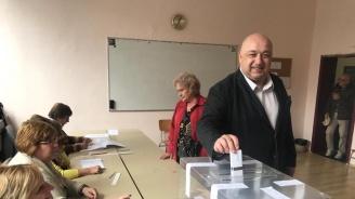 Красен Кралев: Гласувах за бъдещето на Варна, градът заслужава най-доброто