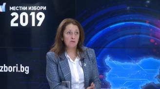 Лилия Донкова: Йорданка Фандъкова познава проблемите на София