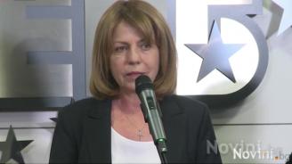 Фандъкова: Софиянци доказаха, че са свободни хора и не се поддават на внушения