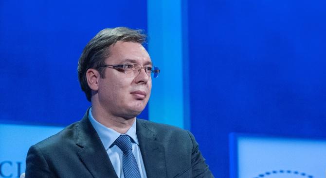 Александър Вучич: Няма да влизаме в конфликт със САЩ