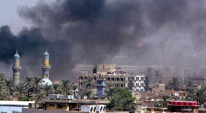 6-ма загинали и 60 са ранените при сблъсъците в Багдад