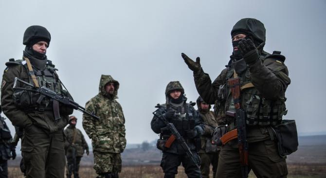 Обстановката в Украйна е напрегната