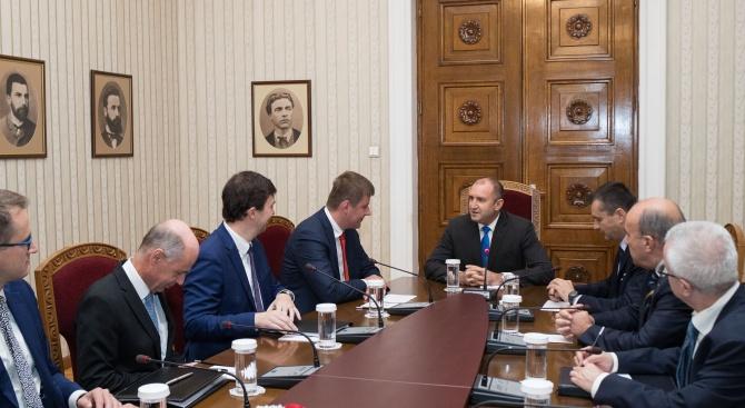 България и Чешката република ще задълбочат сътрудничеството си за отстояване