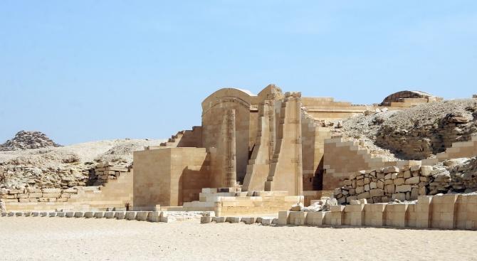 Гробница от древноримската епоха за пръв път бе открита в