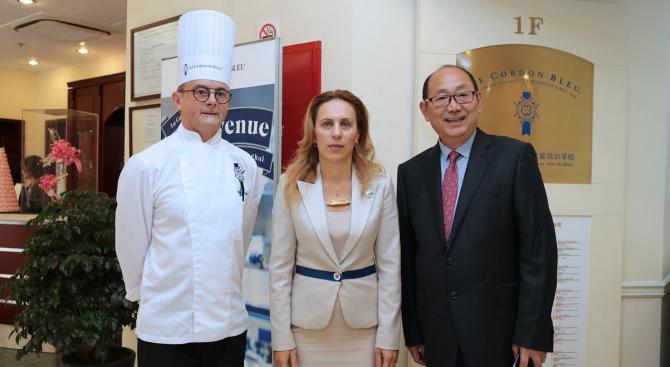 Заместник министър-председателят по икономическата и демографската политика Марияна Николова посети