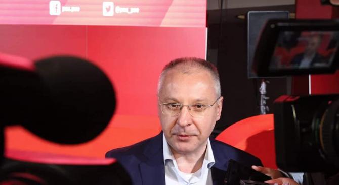 Сергей Станишев: Резултатите на БСП са разочароващи